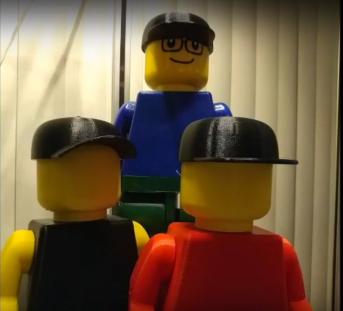 LegoMan Minifig 3